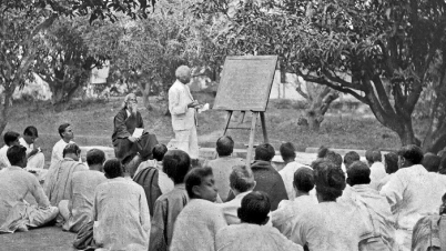 কবি-রাজ রবীন্দ্রনাথ: সেই দাওয়াই কি এখন করোনায় কাজ করবে?