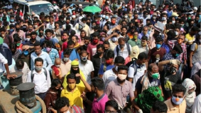 মে মাস বাংলাদেশের জন্য ক্রিটিক্যাল : লকডাউন শিথিলে বিপদ