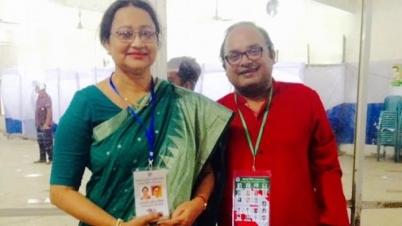 ফাল্গুনী হামিদ সভাপতি, সাধারন সম্পাদক বাবু