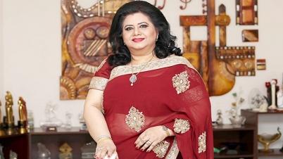 রুনা লায়লা হোম কোয়ারেন্টাইনে