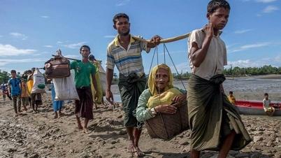 রোহিঙ্গা গণহত্যায় মিয়ানমারের বিরুদ্ধে আন্তর্জাতিক আদালতে মামলা