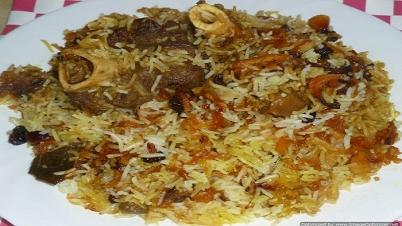 ঝটপট রাঁধুন খাসির মাংসের আফগানি পোলাও