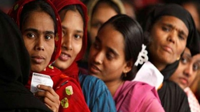 দেশের উন্নয়নে অবদান রাখছেন ৯ লাখ প্রবাসী নারী কর্মী