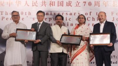 সেরা সংগঠনের পুরস্কার পেল বাংলাদেশ শিল্পকলা একাডেমি
