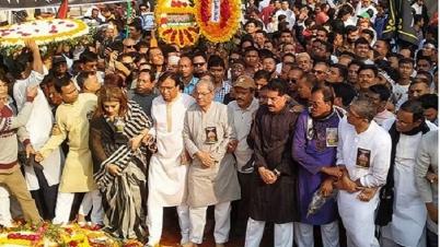 ভাষা আন্দোলনের চেতনা ভুলুণ্ঠিত করেছে সরকার: ফখরুল