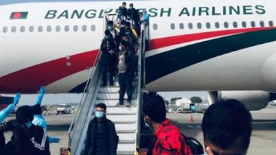 চীনে যাওয়া বাংলাদেশি পাইলট-ক্রুদের ঢুকতে দিচ্ছে না অন্যদেশ