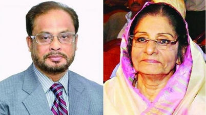 ভাবি আমাকে আশীর্বাদ দিয়েছেন: জি এম কাদের