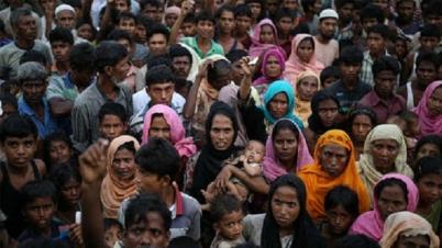 ৬০ হাজার রোহিঙ্গা তরুণ-তরুণীকে প্রশিক্ষণ দেবে সরকার