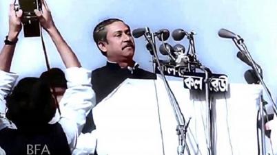 ঐতিহাসিক ৭ মার্চ : স্বাধীনতা সংগ্রামের ডাক দিলেন বঙ্গবন্ধু