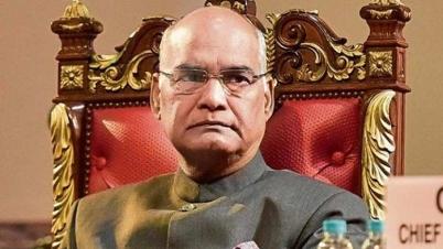 ভারতের রাষ্ট্রপতির প্লেন আটকে দিল পাকিস্তান