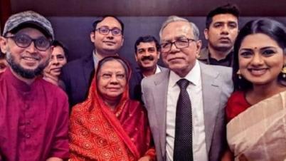 'ফাগুন হাওয়ায়' ছবির প্রশংসা করলেন রাষ্ট্রপতি