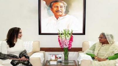 শেখ হাসিনা বিশ্বে দৃষ্টান্ত স্থাপনকারী নেতা : জোলি