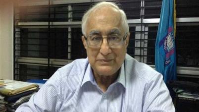 অধ্যাপক জামিলুর রেজা চৌধুরী আর নেই
