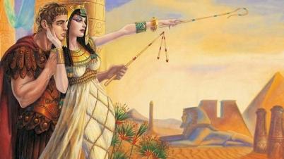প্যারিস-হেলেনের অমর প্রেম কাহিনী