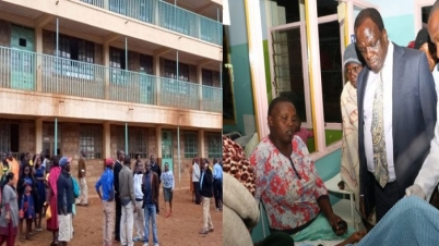কেনিয়ায় পদদলিত হয়ে মারা গেল ১৪ শিক্ষার্থী