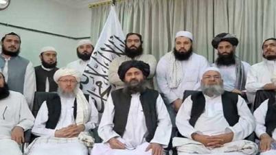 আফগানিস্তানে অন্তর্বর্তী সরকার ঘোষণা