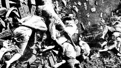 রায়েরবাজার বধ্যভূমির দৃশ্য বিদেশিদের হতবাক করেছে