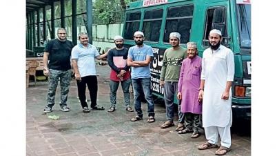 ভারতে ২৫০ অমুসলিমের সৎকার করল মুসলিমরা