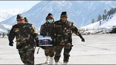 লাদাখে চীন-ভারত সংঘর্ষ, ভারতীয় সেনাবাহিনীর ২০ সদস্য নিহত
