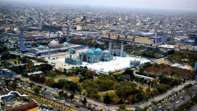গুরুত্বপূর্ণ শহর মাজার-ই-শরিফ তালেবানদের দখলে