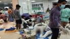 মসজিদে বিস্ফোরণ: বেঁচে থাকা ১০ জনের অবস্থা আশঙ্কাজনক